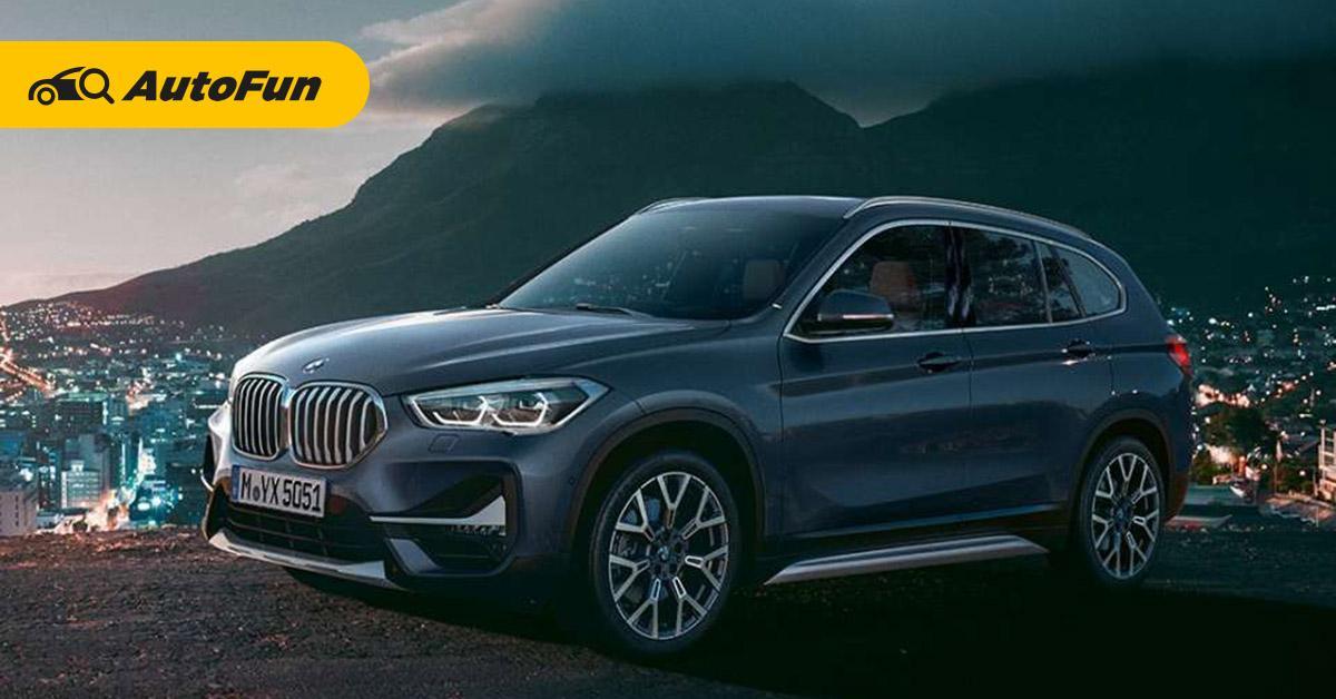 Perbandingan Konsumsi BBM BMW X1 Vs Mercedes-Benz GLA Class, Mana Paling Irit? 01
