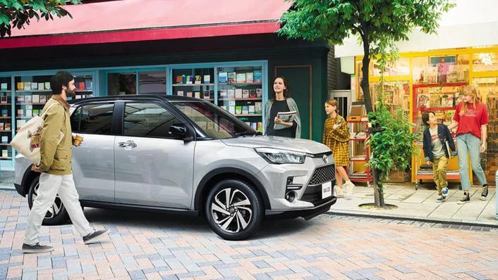 2021 Toyota Raize Upcoming Version Exterior 006