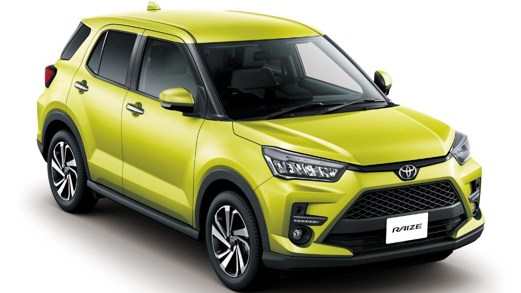 2021 Toyota Raize Exterior 086