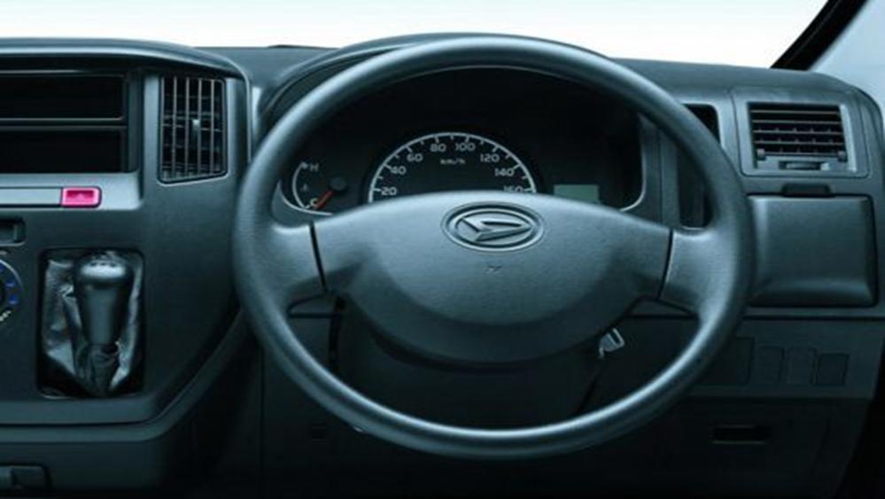 Daihatsu Gran Max MB 2019 Interior 002