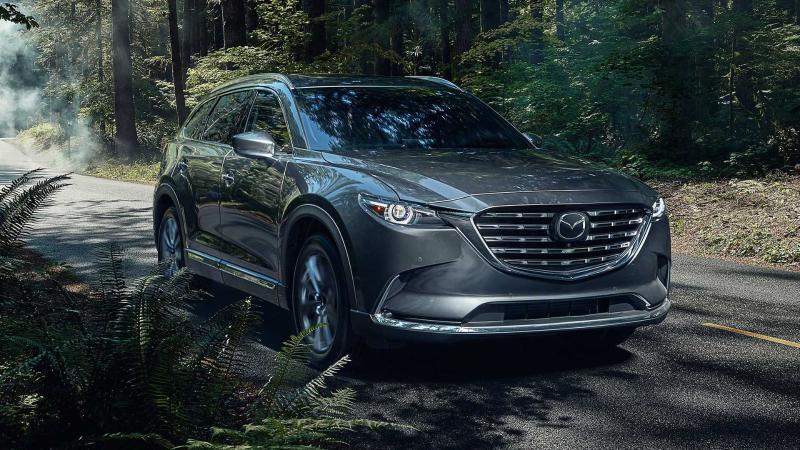 Mobilnya Orang Kaya, Ini Keunggulan Mazda CX-9 AWD 2021 Vs Hyundai Palisade 2021 02