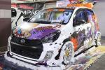Daihatsu Dress Up e-Challenge 2021 Cari Modifikator Digital Indonesia dan Malaysia Terhebat