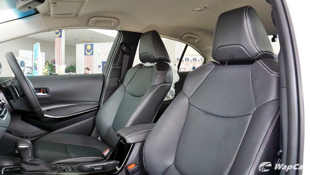 Toyota Corolla Altis 2019 Interior 079