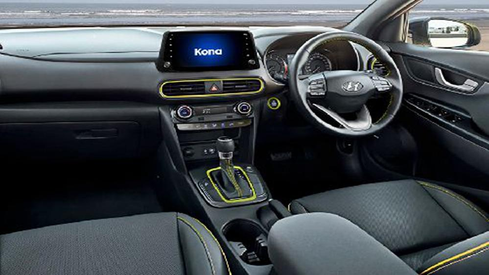 Hyundai Kona 2019 Interior 001