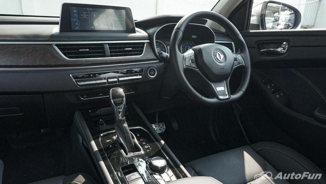 DFSK Glory i-Auto Intelligent Interior 022
