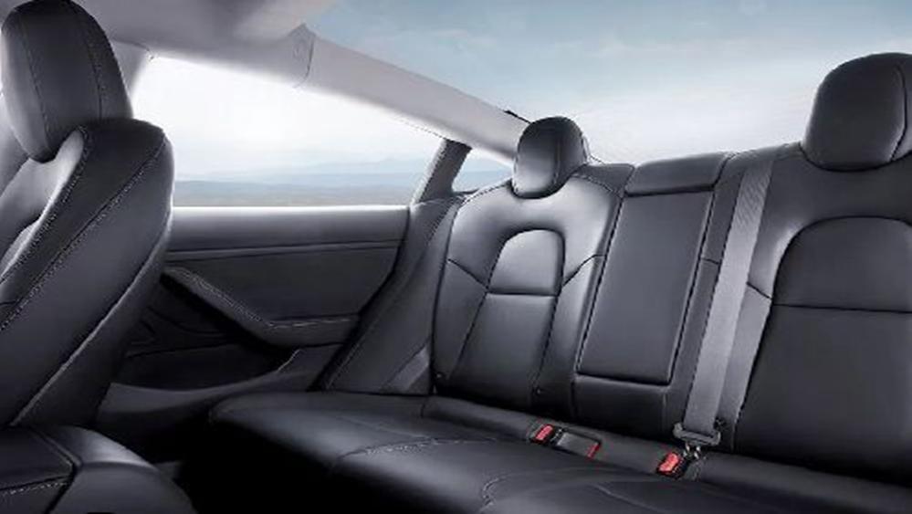 Tesla Model 3 2019 Interior 008