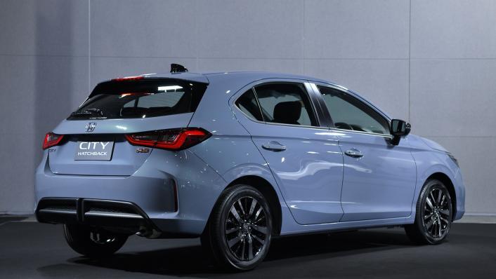 2021 Honda City Hatchback International Version Exterior 004