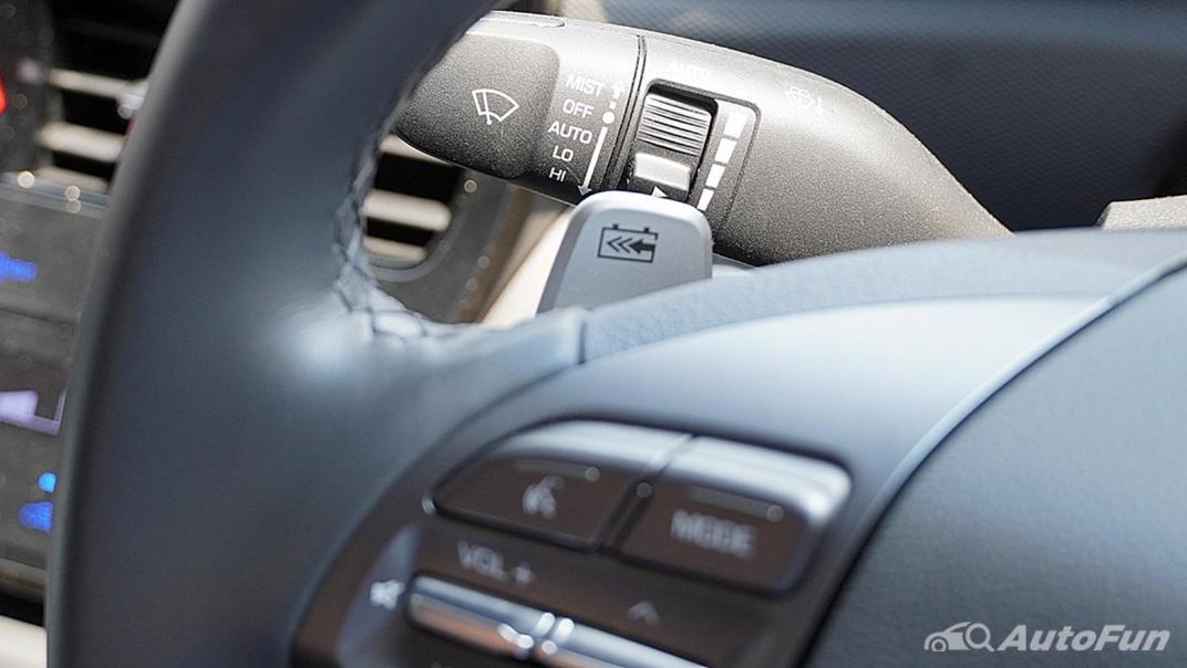 2021 Hyundai Ioniq Electric Interior 001
