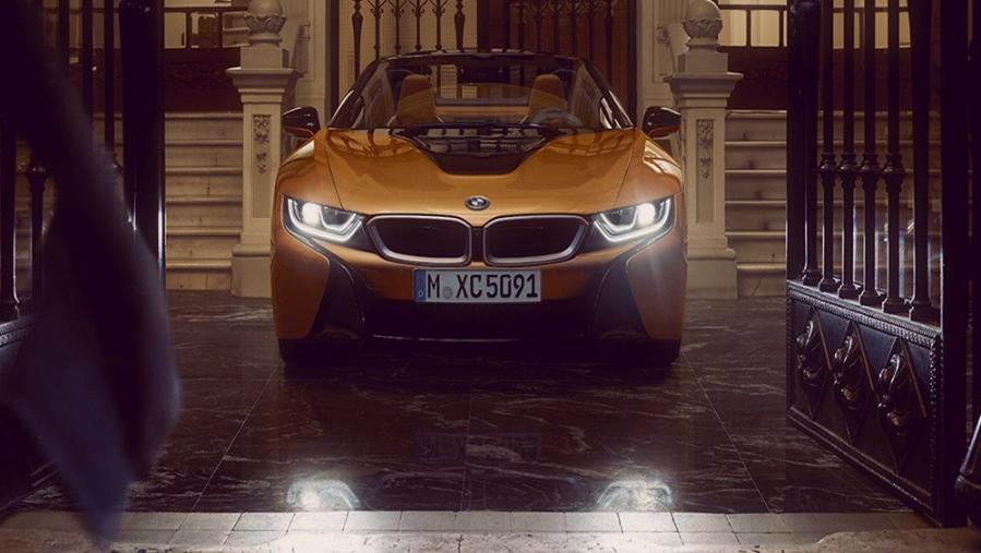 BMW I9 Roadster 2019 Exterior 009