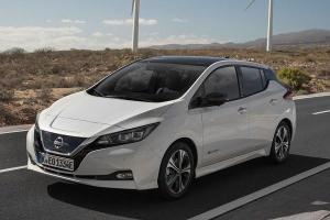 Terkuak Bocoran Nissan Leaf yang Akan Dijual di Indonesia