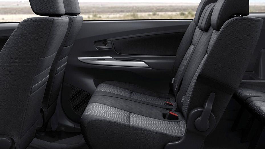 Toyota Avanza 2019 Interior 045