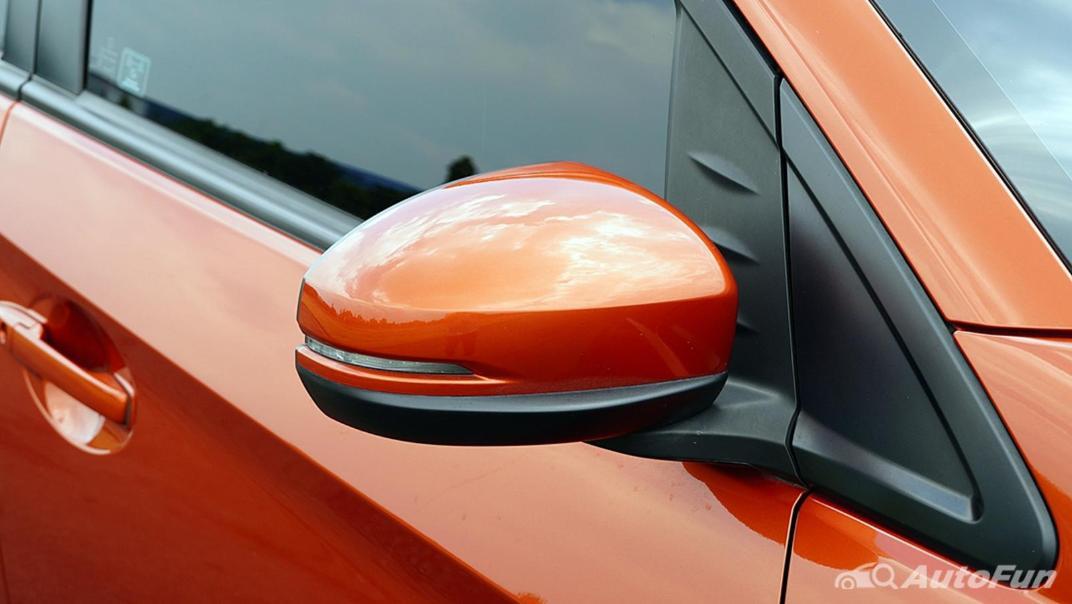 Honda Brio RS CVT Exterior 036