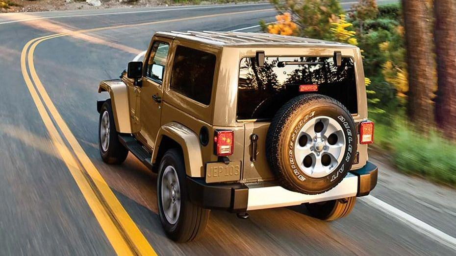 Jeep Wrangler Unlimited 2019 Exterior 008