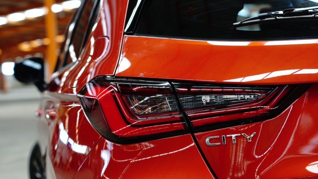 2021 Honda City Hatchback Exterior 012