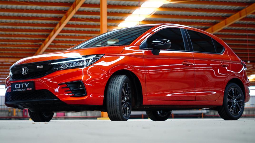 2021 Honda City Hatchback Exterior 001
