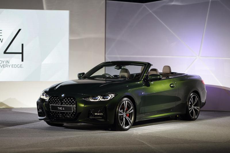 Dua Model BMW The New 4 Resmi Diluncurkan di Indonesia, Tertarik Meminangnya? 02