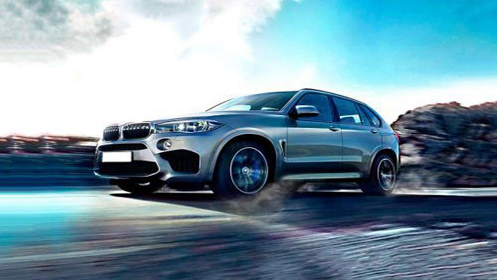 BMW X5 M 2019 Exterior 001