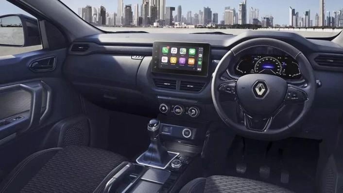 2021 Renault Kiger RXL Upcoming Version Interior 001