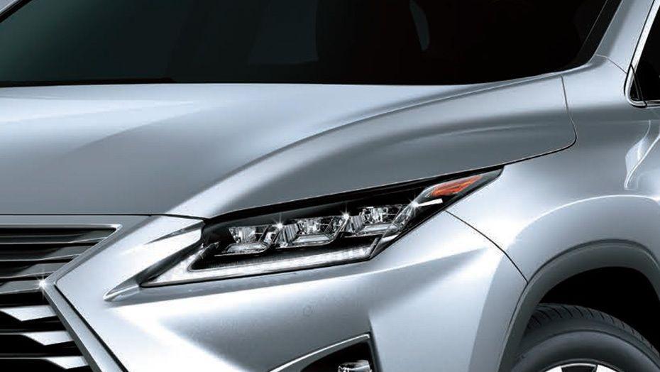 Lexus RX 2019 Exterior 009