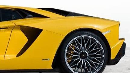 Lamborghini Aventador 2019 Exterior 043