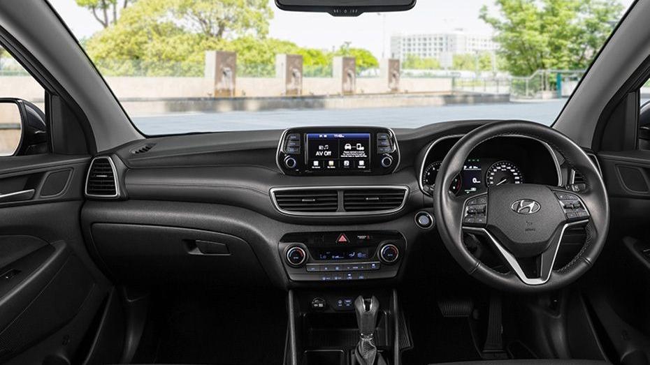 Hyundai Tucson 2019 Interior 001