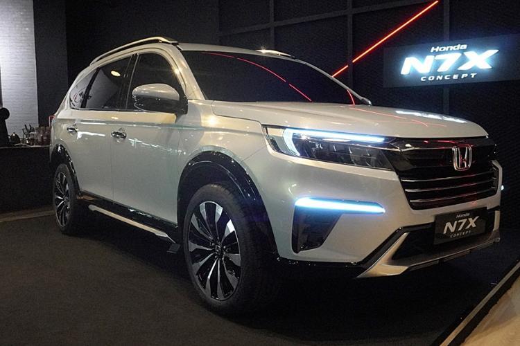 Detail Honda N7X Concept Yang Akan Diproduksi Sudah Tampil di Video Debutnya