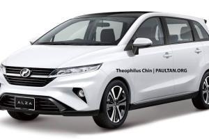 Penerus Daihatsu Xenia Sudah di Depan Mata Dengan Hadirnya Generasi Baru Perodua Alza Pada Akhir 2021?