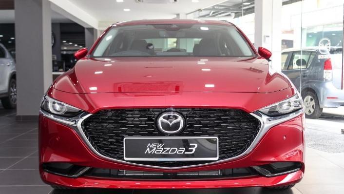 Mazda 3 2019 Exterior 004