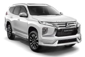 Paket Aksesoris Genuine, Bikin New Mitsubishi Pajero Sport 2021 Makin Ganteng