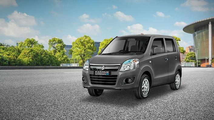 Suzuki Karimun Wagon R 2019 Exterior 001