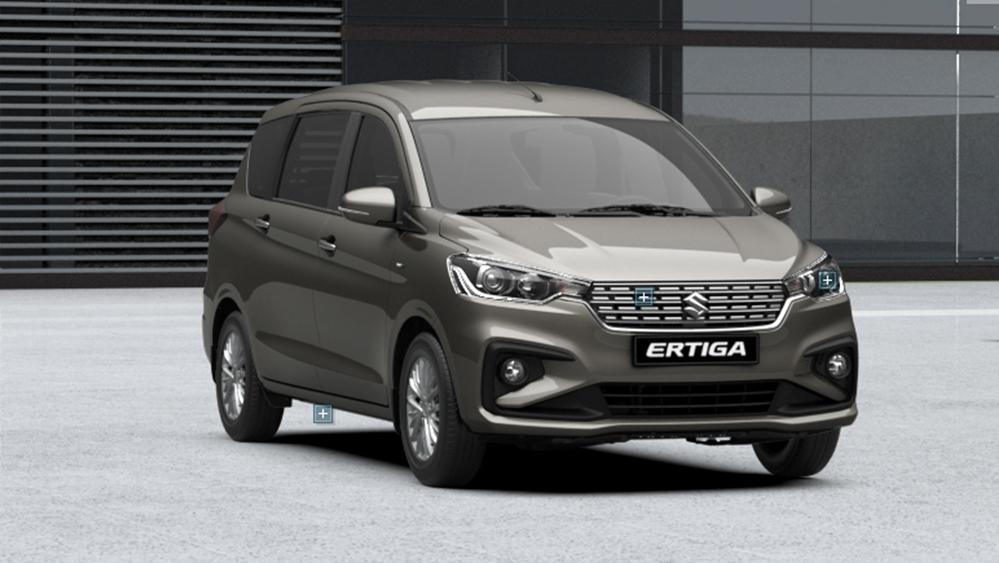 Suzuki Ertiga 2019 Exterior 013
