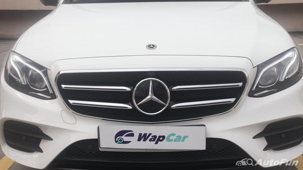 Mercedes-Benz E-Class 2019 Exterior 036