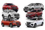 Deretan Low SUV 7-Seater Terlaris Selama April 2021, Toyota Rush Masih Betah di Posisi Pertama