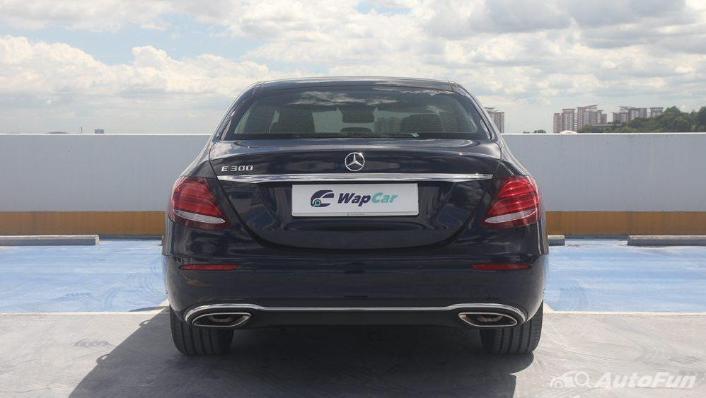 Mercedes-Benz E-Class 2019 Exterior 006