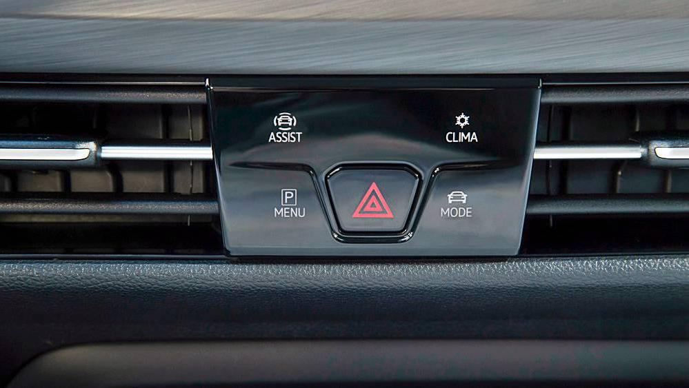 Volkswagen Golf 2019 Interior 083