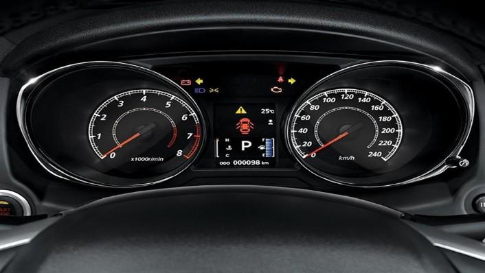 Mitsubishi Outlander Sport 2019 Interior 004