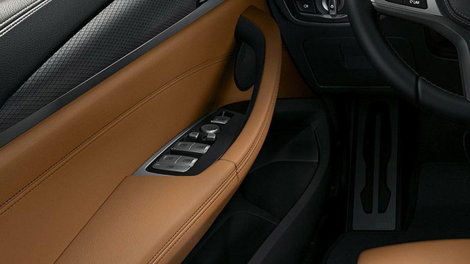 BMW X3 2019 Interior 008