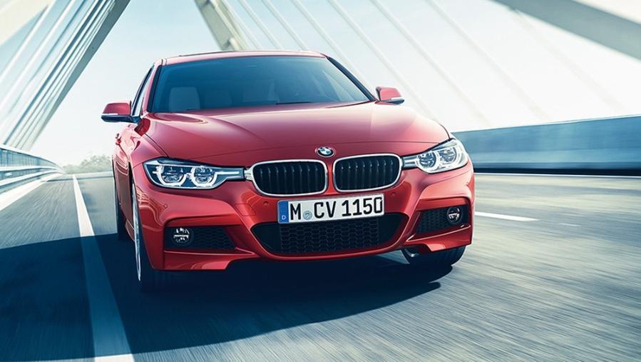 BMW 3 Series Sedan 2019 Exterior 012