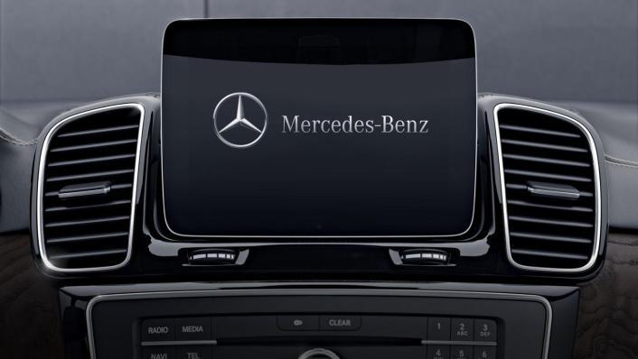 Mercedes-Benz GLS-Class 2019 Interior 003