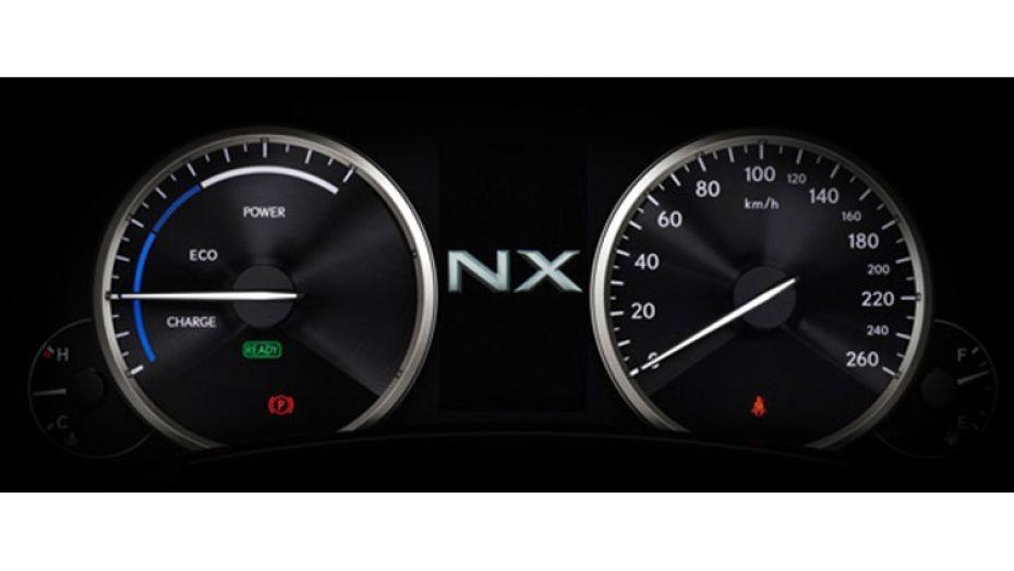 Lexus NX 2019 Interior 004
