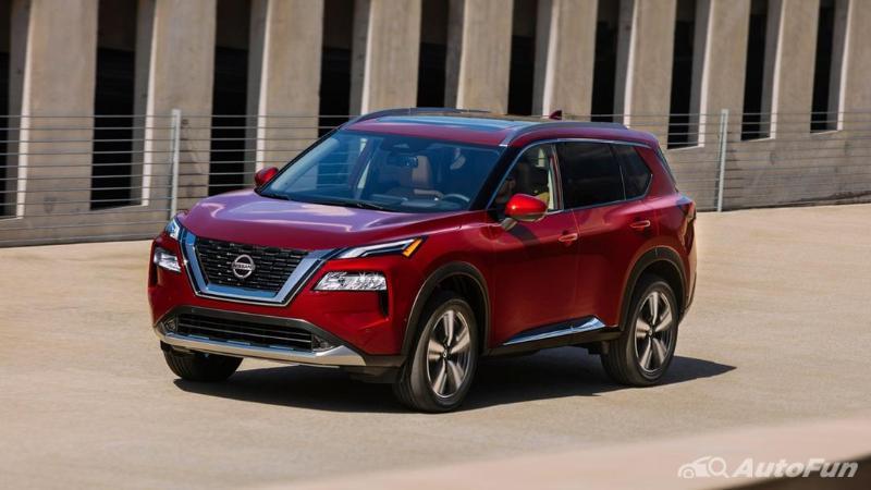 Serupa Tapi Tak Sama, Ini Perbedaan Nissan X-Trail 2021 di China dengan Nissan Rogue di AS 02