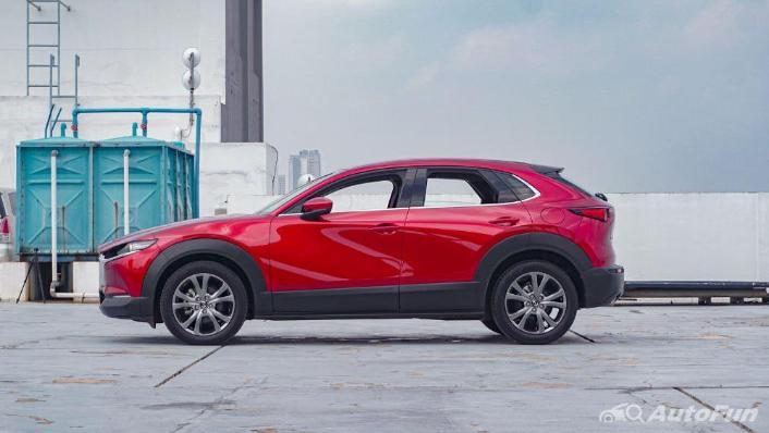 Mazda CX 30 GT Exterior 007