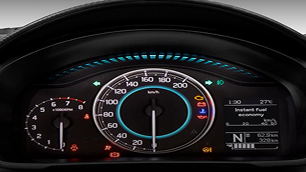 Suzuki Ignis 2019 Interior 004