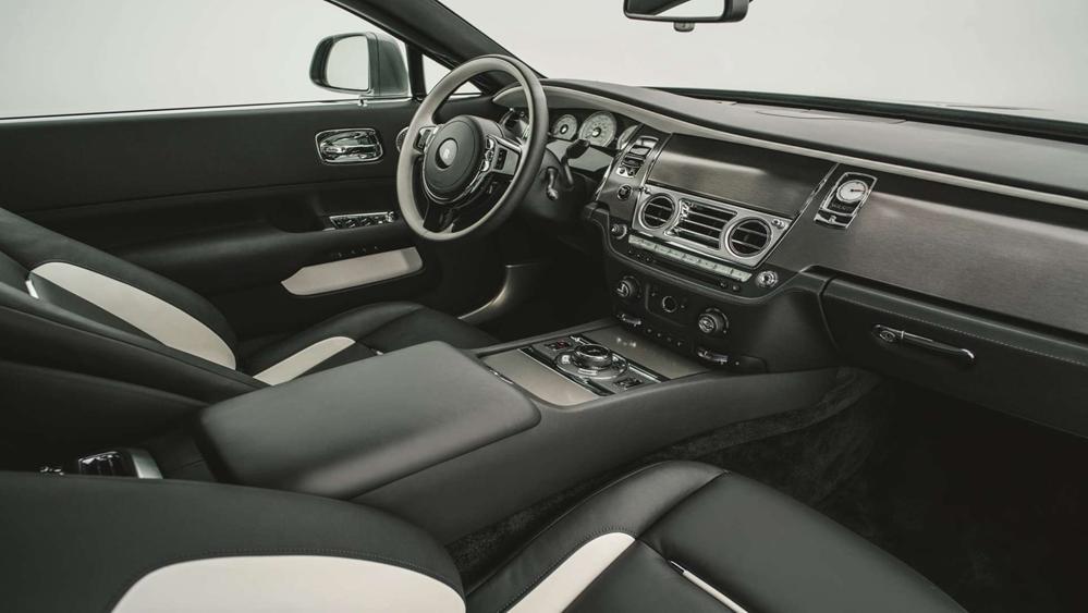 Rolls Royce Wraith 2019 Interior 005
