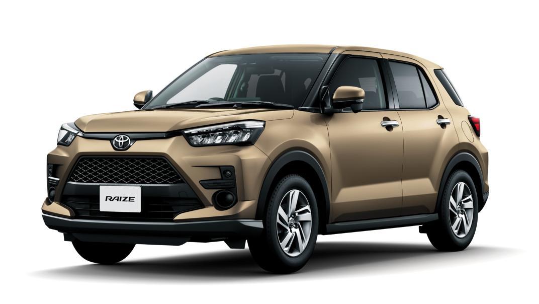 2021 Toyota Raize Exterior 083