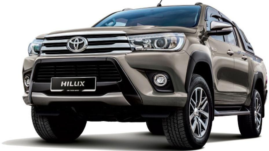Toyota Hilux 2019 Others 010