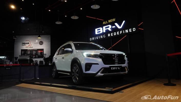 2022 Honda BR-V Exterior 005