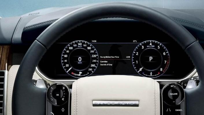 Land Rover Range Rover 2019 Interior 004
