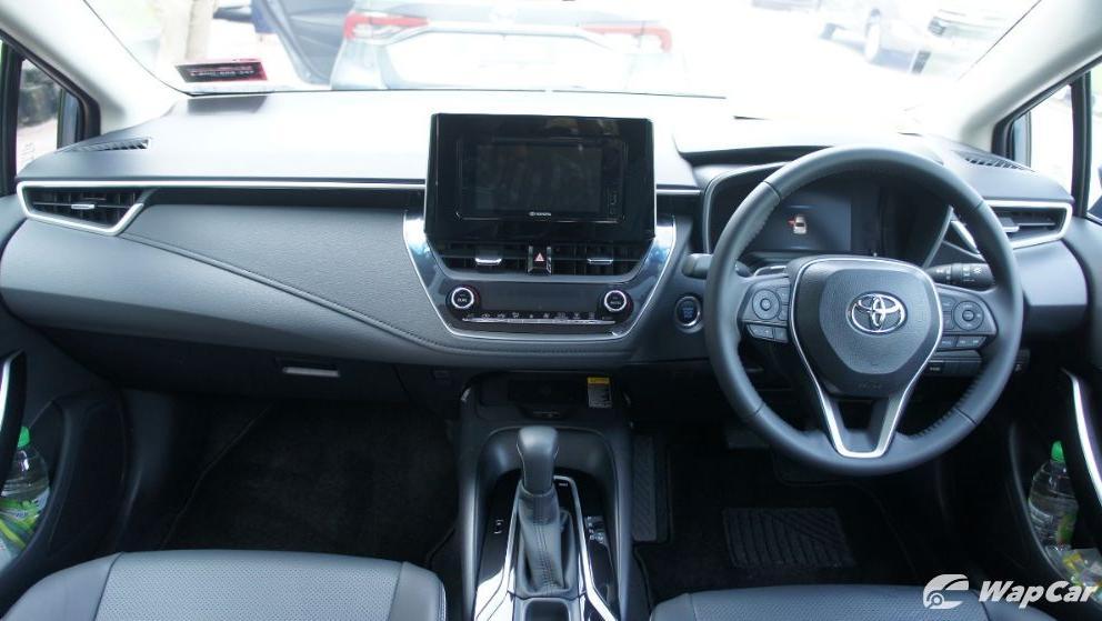 Toyota Corolla Altis 2019 Interior 002
