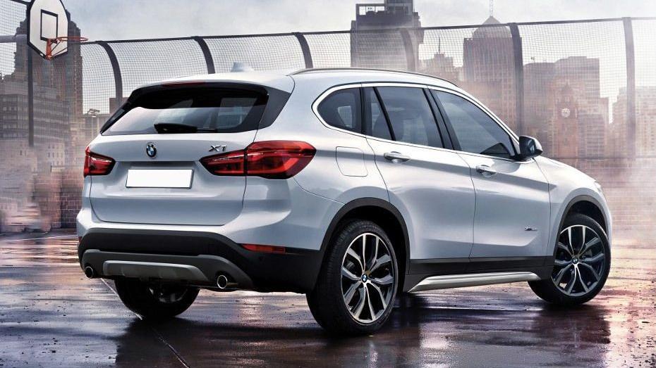BMW X1 2019 2019 Exterior 003